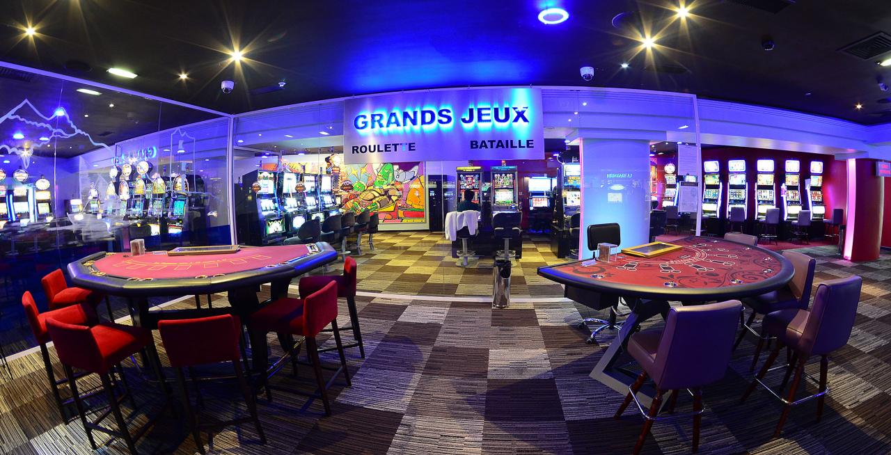 horaires casino collioure
